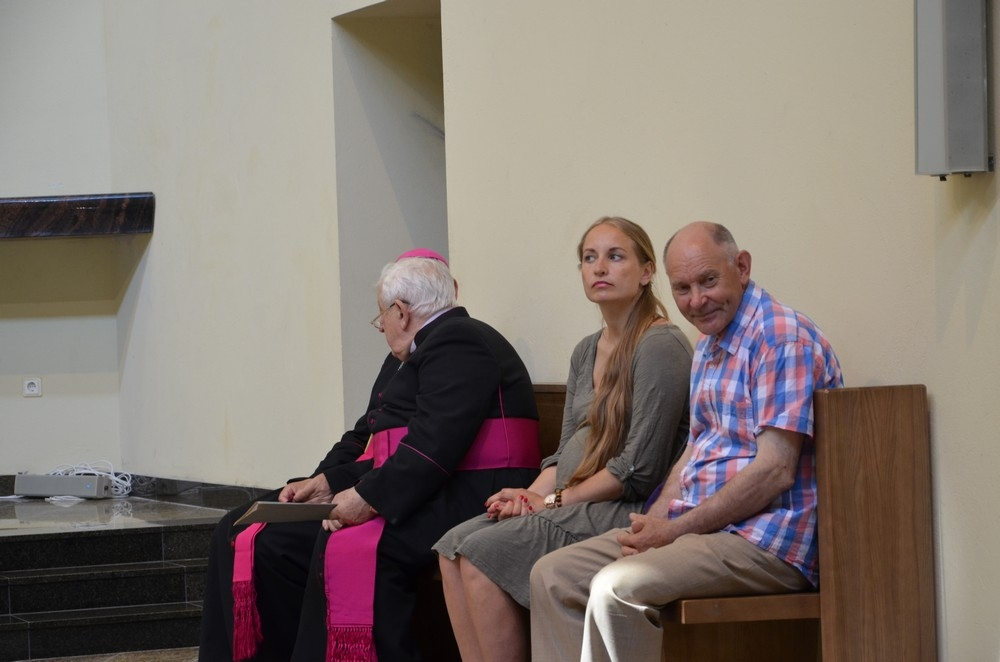 Aklųjų maldos diena Šventojoje