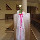 Tituliniai Švč. Mergelės Marijos Jūrų Žvaigždės atlaidai Šventosios bažnyčioje