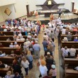 Aklųjų maldos diena Šventojoje + video