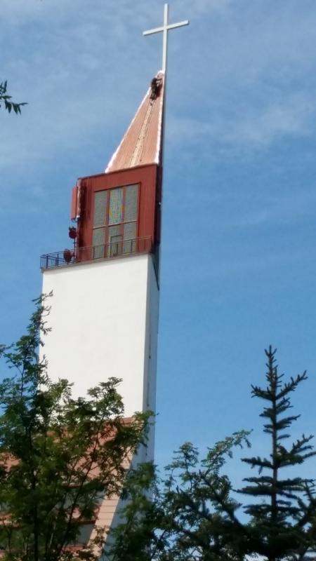 Bažnyčios boksto remontas
