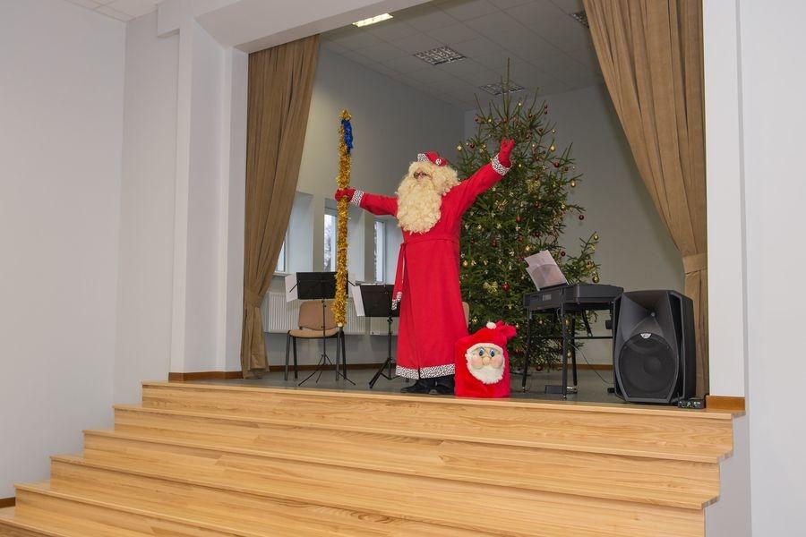 Kalėdų antrąją dieną šventinis renginys Laukžemėje