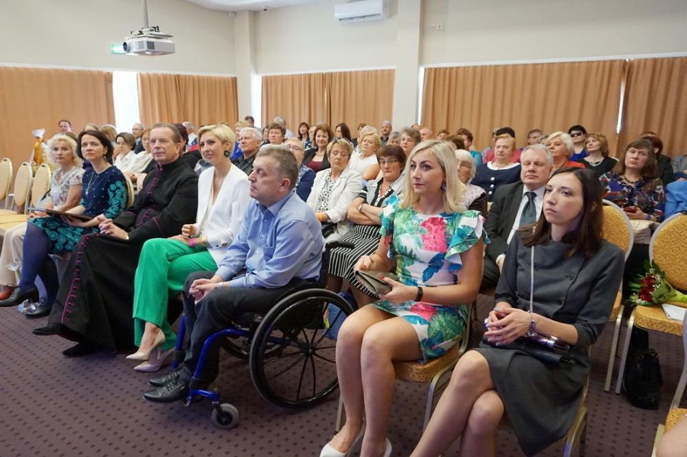 Lietuvos Neįgaliųjų Draugijos 30-metis