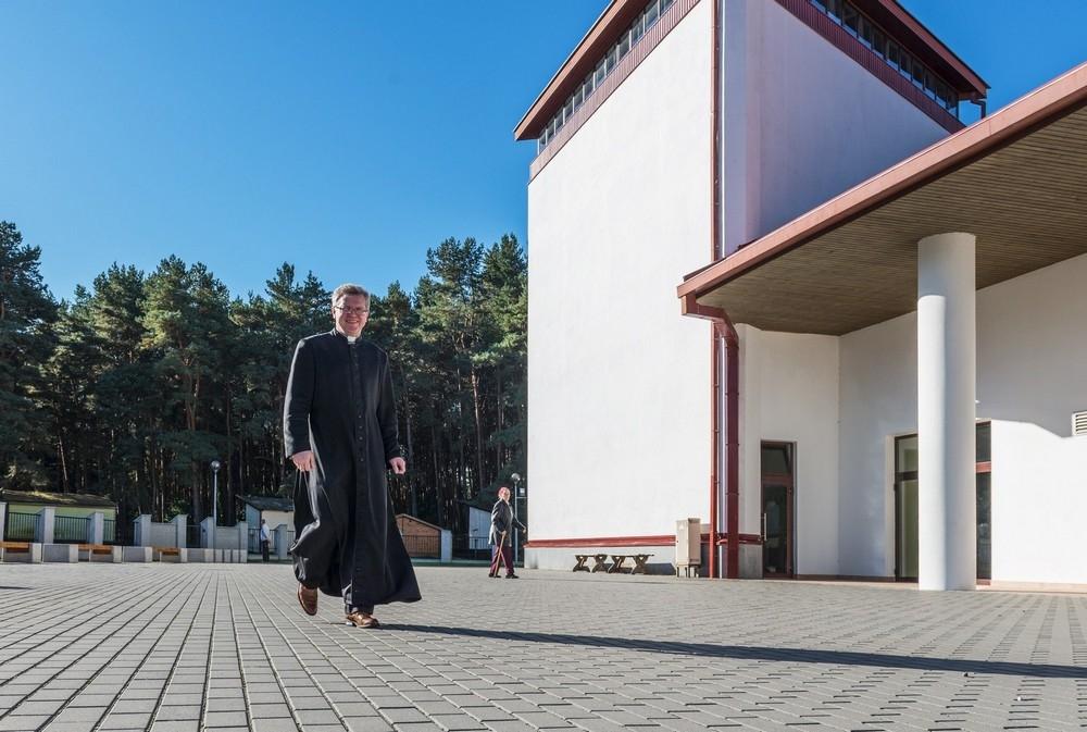 Šventosios bažnyčios šventoriaus sutvarkymo projektas