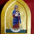 Švč. Mergelės Marijos Jūrų Žvaigždės tituliniai atlaidai Šventosios bažnyčioje