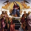 Švenčiausios Mergelės Marijos į dangų ėmimo šventės pamaldų tvarka